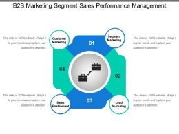B2b Marketing Segment Sales Performance Management