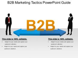 B2b Marketing Tactics Powerpoint Guide