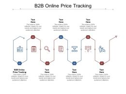 B2B Online Price Tracking Ppt Powerpoint Presentation Summary Examples Cpb