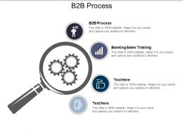 B2b Process Ppt Powerpoint Presentation File Slides Cpb
