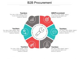 B2b Procurement Ppt Powerpoint Presentation File Summary Cpb