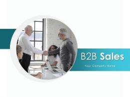 B2B Sales Funnel Strategy Target Product Market Evaluation