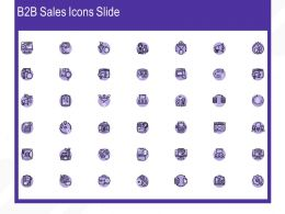 B2B Sales Icons Slide Ppt Powerpoint Presentation Icon Rules