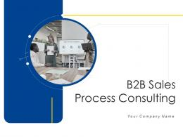 B2B Sales Process Consulting Powerpoint Presentation Slides