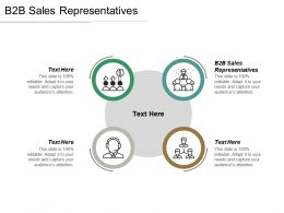 B2B Sales Representatives Ppt Powerpoint Presentation Pictures Slide Download Cpb