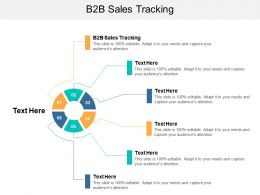 B2b Sales Tracking Ppt Powerpoint Presentation Icon Examples Cpb