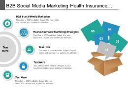 B2b Social Media Marketing Health Insurance Marketing Strategies Cpb
