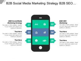 B2b Social Media Marketing Strategy B2b Seo Marketing Executives Cpb