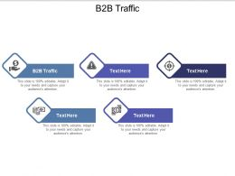 B2B Traffic Ppt Powerpoint Presentation Gallery Graphic Tips Cpb