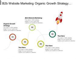 B2b Website Marketing Organic Growth Strategy B2b Brand Story