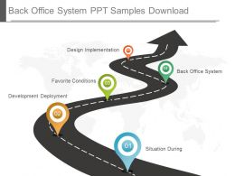 Back Office System Ppt Samples Download