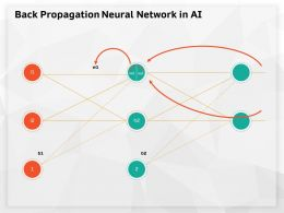 Back Propagation Neural Network In AI M617 Ppt Powerpoint Presentation Themes