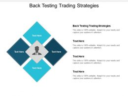 Back Testing Trading Strategies Ppt Powerpoint Presentation Layouts Slide Portrait Cpb