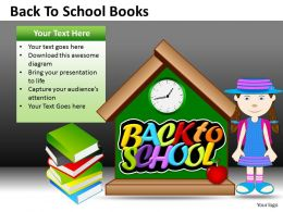 Back To School Books2 ppt 1