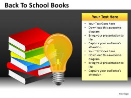 Back To School Books2 ppt 3