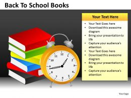 Back To School Books2 ppt 4