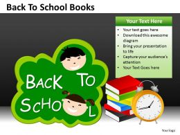 Back To School Books2 ppt 6