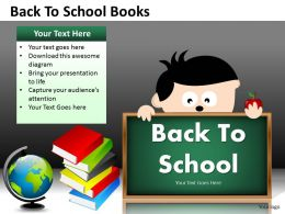 Back To School Books2 ppt 7
