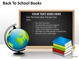 Back To School Books ppt 5