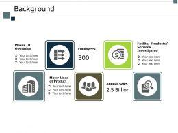 Background Employees Ppt Powerpoint Presentation Icon Smartart