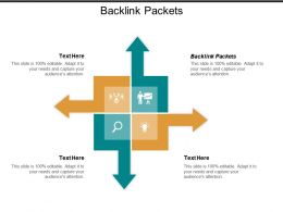 Backlink Packets Ppt Powerpoint Presentation Pictures Graphics Tutorials Cpb