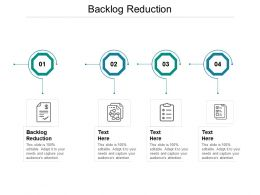 Backlog Reduction Ppt Powerpoint Presentation Ideas Background Cpb