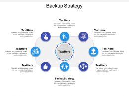 Backup Strategy Ppt Powerpoint Presentation File Aids Cpb