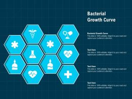 Bacterial Growth Curve Ppt Powerpoint Presentation Slides Guidelines