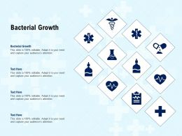 Bacterial Growth Ppt Powerpoint Presentation Styles Graphics