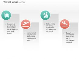 Baggage Take Off Landing Seat Ppt Icons Graphics