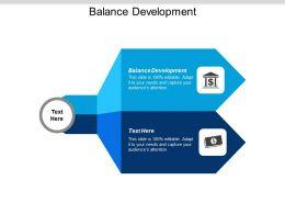 balance_development_ppt_powerpoint_presentation_file_gallery_cpb_Slide01
