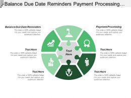 Balance Due Date Reminders Payment Processing Better Customers Experience