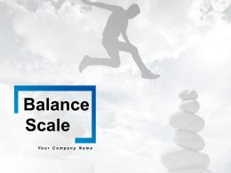 Balance Scale Powerpoint Presentation Templates