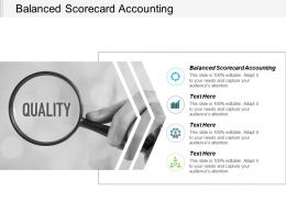 Balanced Scorecard Accounting Ppt Powerpoint Presentation Professional Layout Cpb