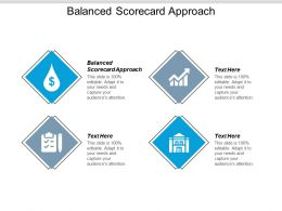 Balanced Scorecard Approach Ppt Powerpoint Presentation Pictures Designs Download Cpb