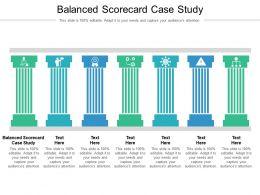 Balanced Scorecard Case Study Ppt Powerpoint Presentation Professional Skills Cpb