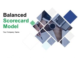 Balanced Scorecard Model Powerpoint Presentation Slides
