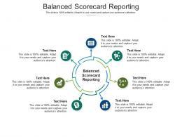 Balanced Scorecard Reporting Ppt Powerpoint Presentation Gallery Slides Cpb