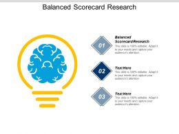 Balanced Scorecard Research Ppt Powerpoint Presentation Pictures Examples Cpb