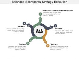 Balanced Scorecards Strategy Execution Ppt Powerpoint Presentation Gallery Layout Ideas Cpb