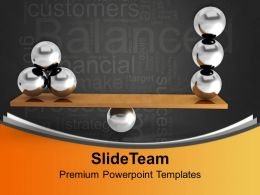 Balancing Balls Business PowerPoint Templates PPT Themes And Graphics 0113