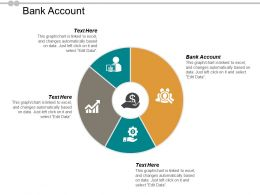 Bank Account Ppt Powerpoint Presentation Gallery Design Templates Cpb