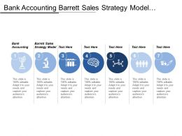 Bank Accounting Barrett Sales Strategy Model Market Knowledge