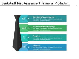 Bank Audit Risk Assessment Financial Products Marketing Financial Services Cpb