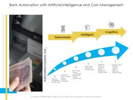 Bank Automation With Artificial Intelligence And Cost Management