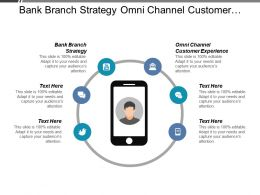 Bank Branch Strategy Omni Channel Customer Experience Marketing Technology Cpb