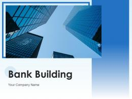 Bank Building Services Building Providing Withdrawing National
