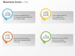 Bank Financial Institution Money Safety Ppt Icons Graphics