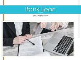 Bank Loan Process Documents Management Corporate Management Service Business