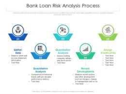 Bank Loan Risk Analysis Process